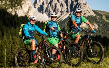 Active MTB Guides - Val Gardena Active