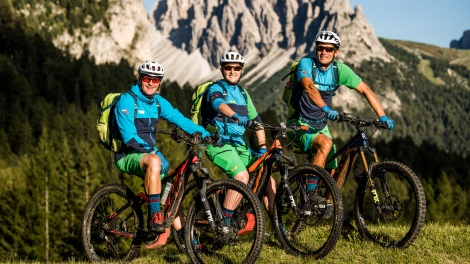 Active MTB Guides - Val Gardena Active